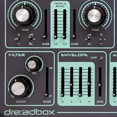 DREADBOX synth eurorack effects