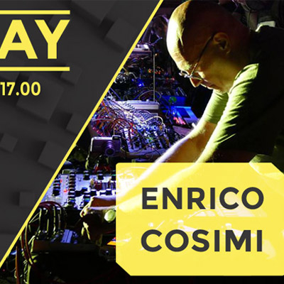 SYNTH DAY con Enrico Cosimi All For Music