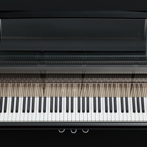 Pianoforti digitali ibridi KAWAI NOVUS NV10 e NV5