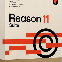 Reason Studios Reason 11 DAW Reason Rack Plugin